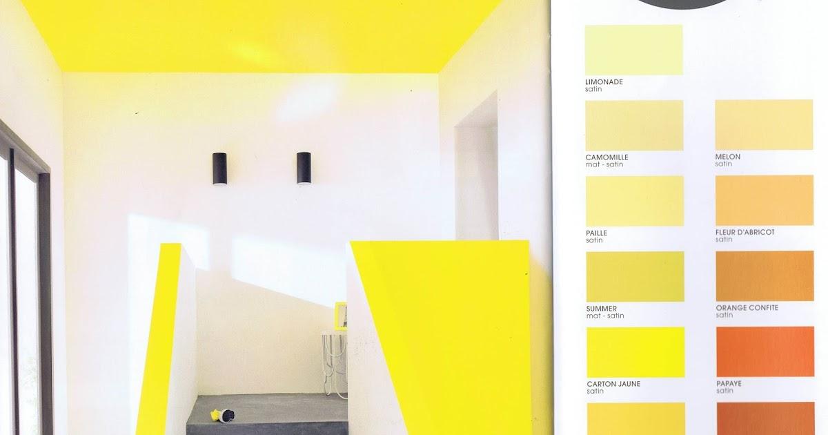 Le club d co 39 zeuses d 39 art du jaune oui mais - Chambre couleur jaune moutarde ...