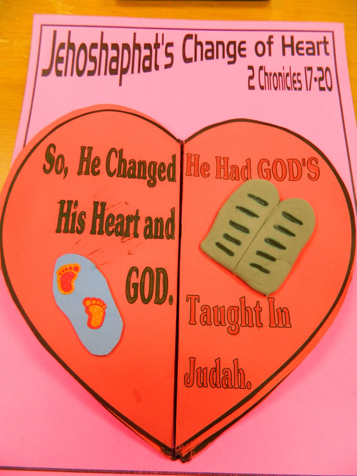 Hands On Bible Teacher: Jehoshaphat A Godly King of Judah