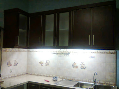 Kitchen set Lenteng Agung
