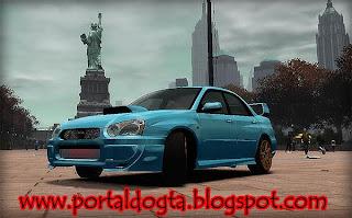Subaru Impreza WRX STi v1.0 2004