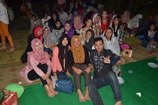 Acara buka bersama PSPP Penerbangan Yogyakarta