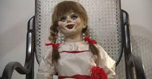 Vídeo assustador da Boneca Annabelle