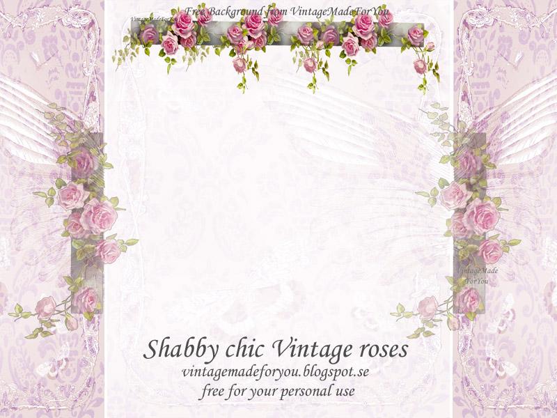 vintagemadeforyou free blog background shabby chic. Black Bedroom Furniture Sets. Home Design Ideas
