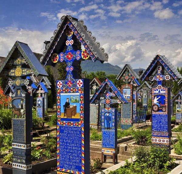 Merry Cemetery - Romania 1