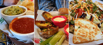 Chili's food
