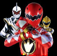 Promo de Power Rangers: Dino Trovão
