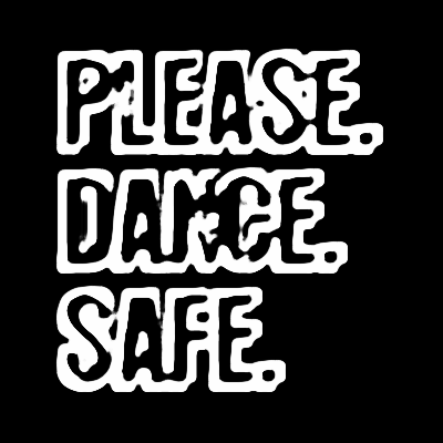 Please Dance Safe