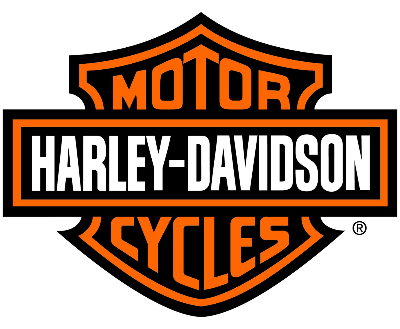 Harley Davidson Logo With Flames Drawings Images