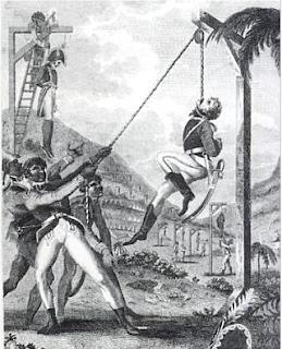 matanza de franceses en haiti