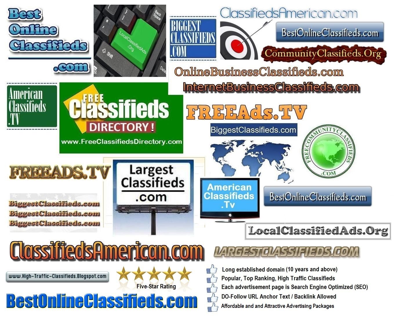 Sites Like Craigslist American Classifieds