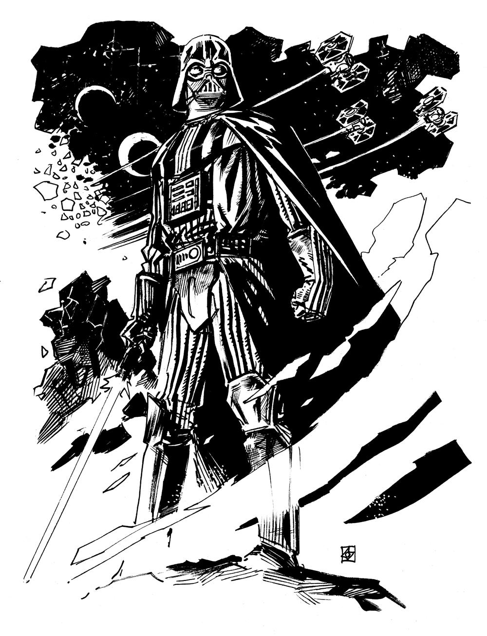 Darth Vader  Dean Kotz