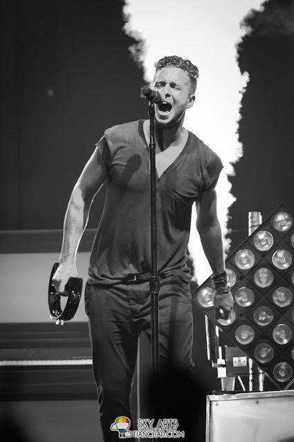 Ryan definitely has a very powerful vocals!! OneRepublic Native Live in Malaysia 2013