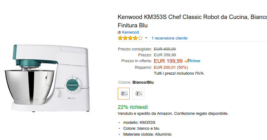 Stunning Robot Cucina Kenwood Cooking Chef Contemporary - Ideas ...