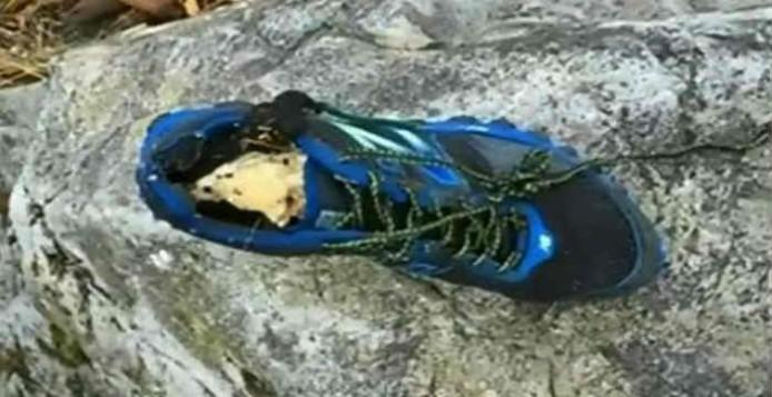 Κομμένα πόδια μέσα σε παπούτσια ξεβράζονται εδώ και 9 χρόνια στη δυτική Αμερική. Πολλές θεωρίες -Καμία απάντηση