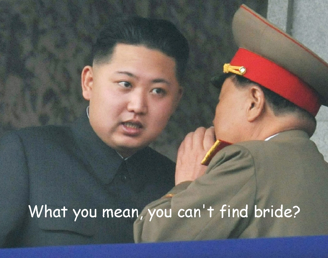 I Said Laugh Dammit Top Things Kim Jong Un Said To Wife