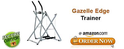gazelle edge trainer machine reviews