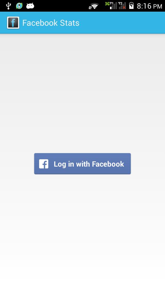 မိမိေဖ့ဘုတ္မွာ friend ဘယ္ေလာက္ အပ်ိဳ အအိုဘယ္ေလာက္ စသျဖင့္မ်ိဳးစုံကိုတစ္ေနရာထဲကေဖာ္ျပေပးတဲ့ေဆာ့၀ဲလ္(Android)