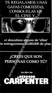 están vivos, they live, john carpenter, roddy piper