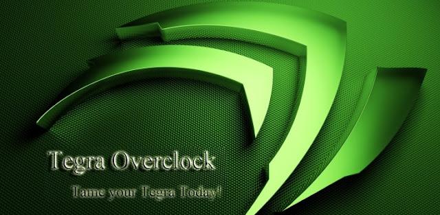 Tegra Overclock v1.6.5b download apk