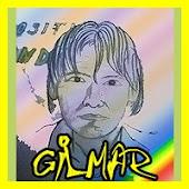 Autoretrato de Gilmar