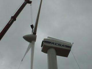 generacion de energia eolica en islas canarias