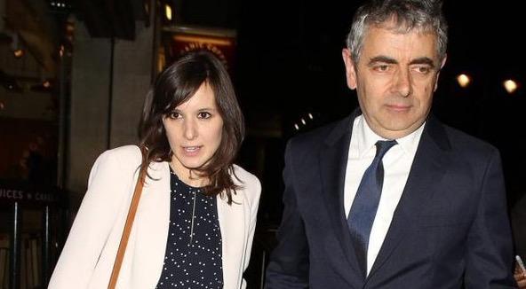 Detik Mr. Bean diceraikan isterinya