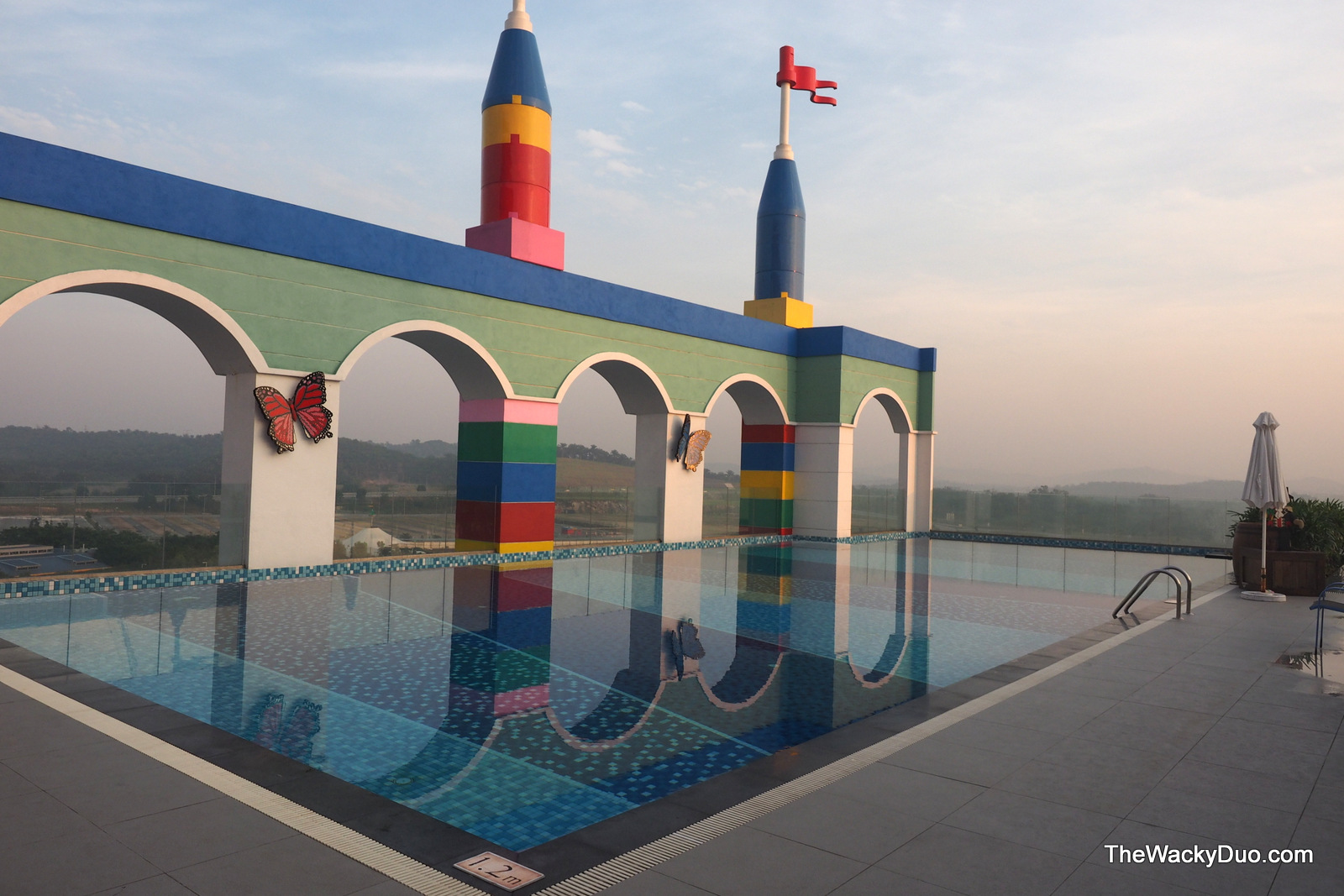 The Complete Legoland Hotel Malaysia Guide The Wacky Duo