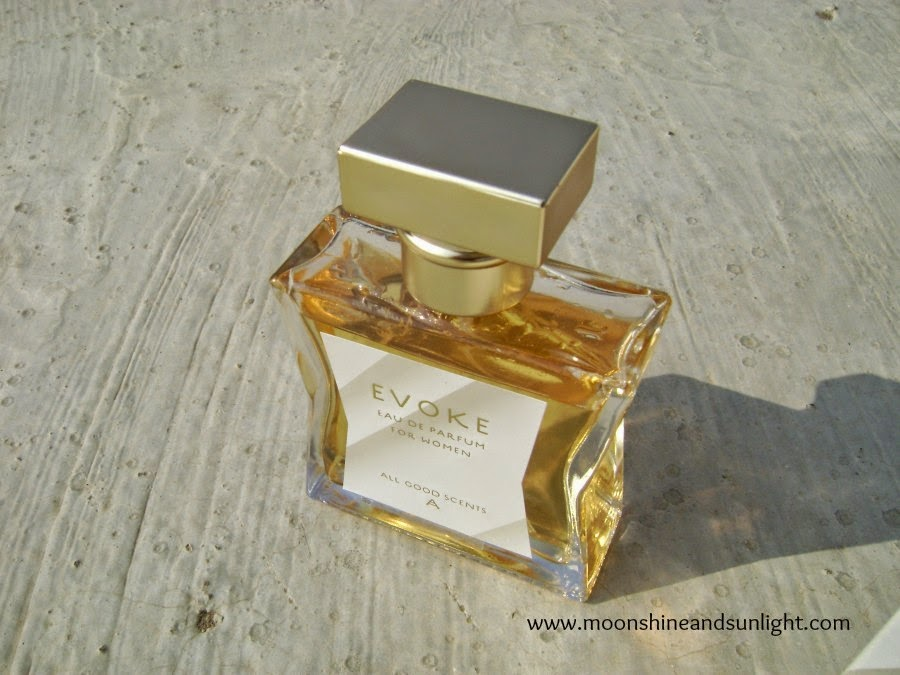 Evoke EDP from All Good Scents || Review || A perfect summer perfume