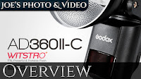 Godox Wistro AD360II - Powerful Portable Flash | Overview