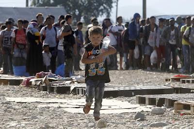 Crisis migratoria: Europa
