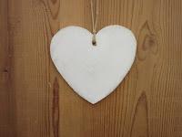 décorations-de-Noël-coeur-blanc-bois-découpé