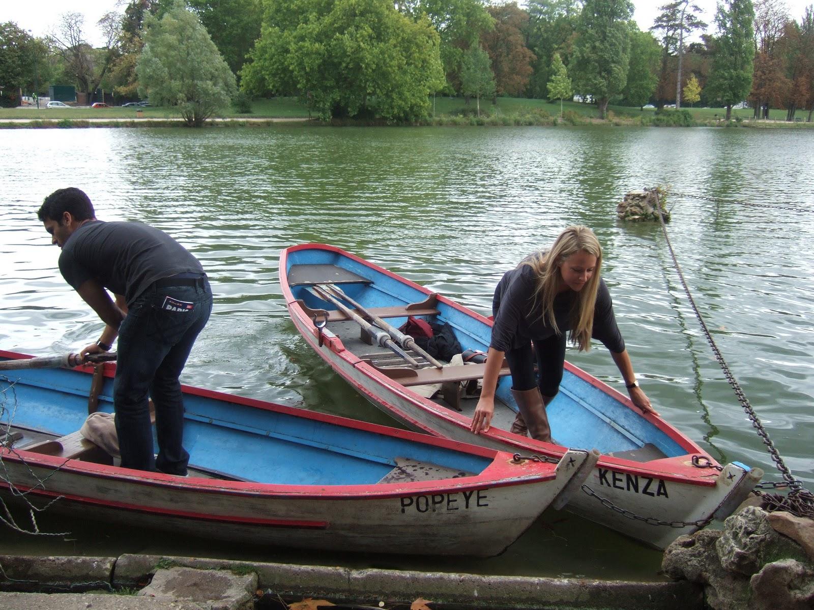 Gayanas World Les Barques au bois de Vincennes ~ Bois De Vincennes Barque