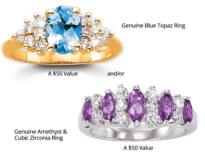 Free Holsted Jewelers Gemstone Ring
