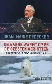 Jean-Marie Dedecker klimaatverandering Lijst Dedecker
