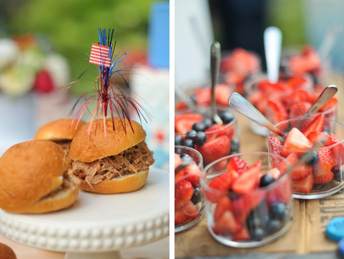 All-American Backyard Wedding