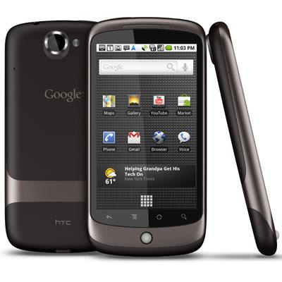 HTC Google Nexus One Mobile