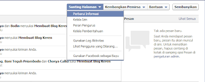 Cara Membuat Facebook Like di Blog Blogspot