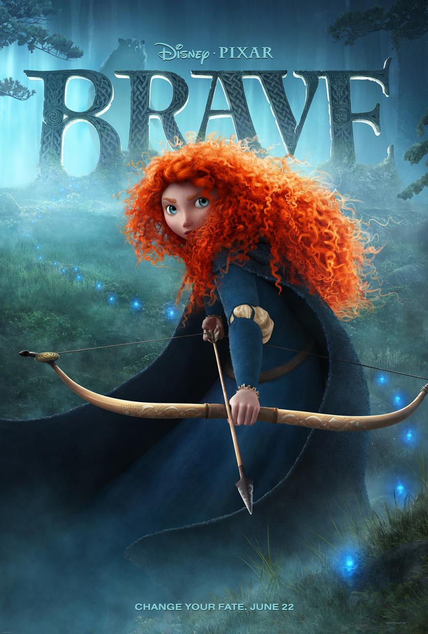 tokoh karakter film Brave