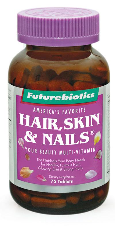 Hair and Nail Vitamins
