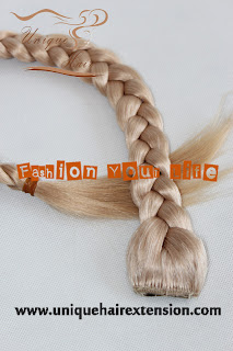human hair extensions clip 