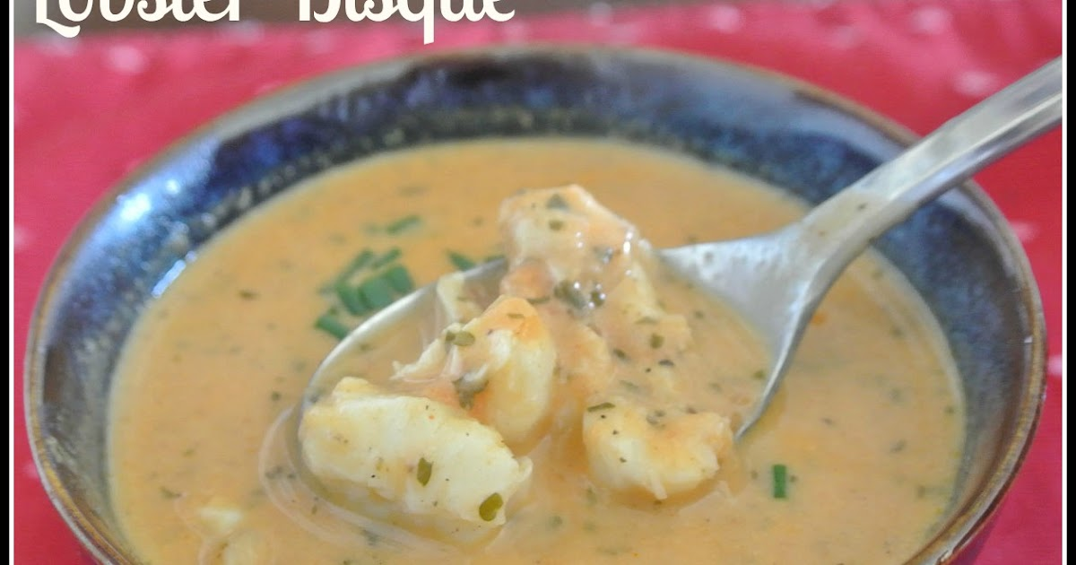 Mom, What's For Dinner?: Crock-Pot Lobster Bisque