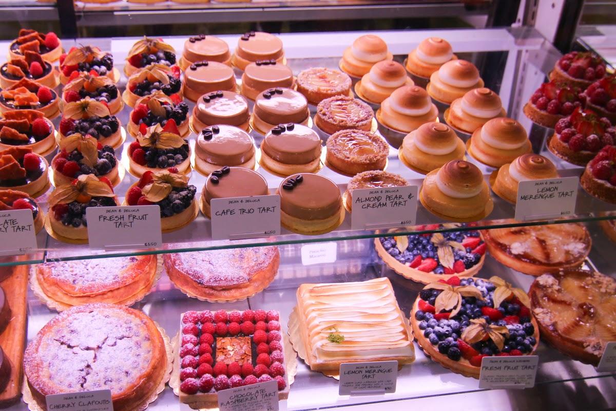 dean deluca soho nyc pastries