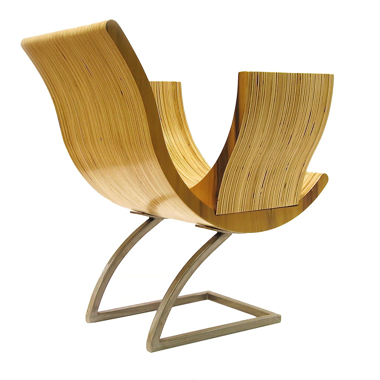 Cup Chair by Joe Manus