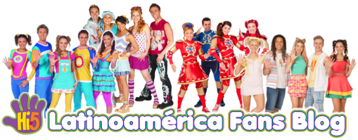 Hi-5 Latinoamérica Fans