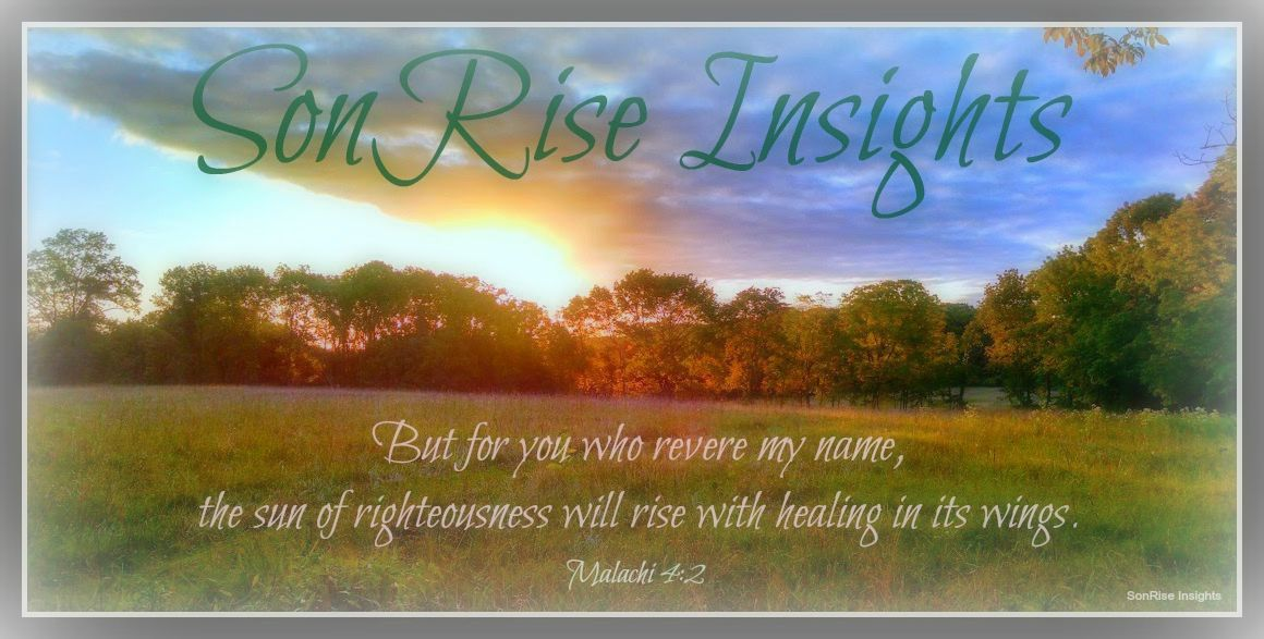 SonRise Insights-Lessons Along the Path With God