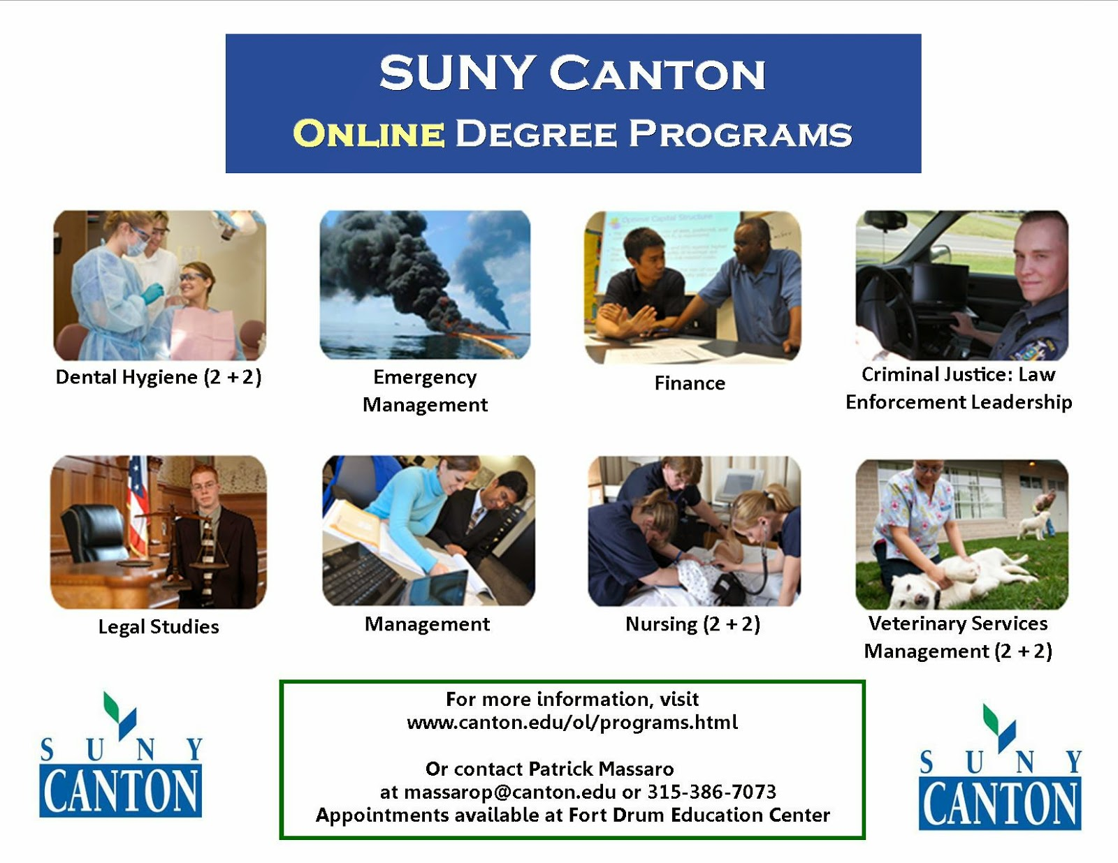 degree programs online