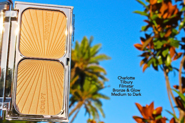 charlotte tilbury bronze and glow medium to dark