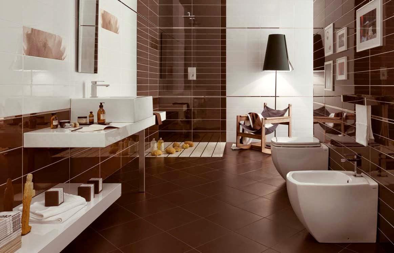стъклени плочки за луксозна баня
