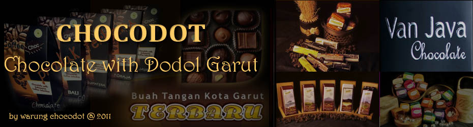 CHOCODOT (chocolate with dodol), cokelat isi dodol garut, cokelat dodol garut, cokelat