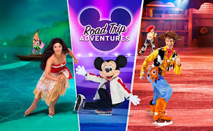 WIN a Family 4 Pack of Tickets to Opening Night of Disney on Ice at Allstate Arena